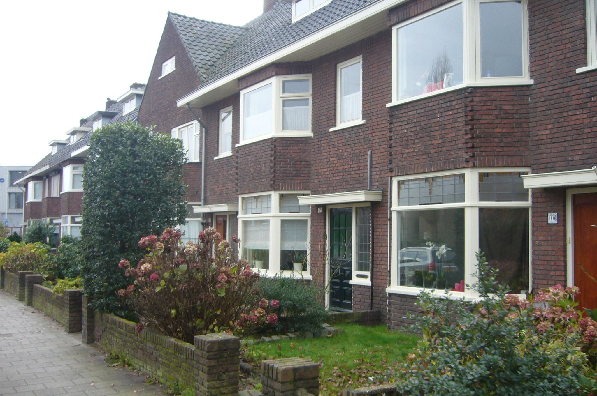 Breda maisons typiques des ann es 30 expat aux pays bas - Maison des annees 30 ...