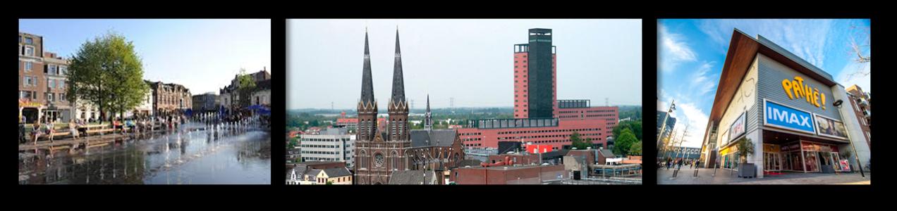 Tilburg dans le Brabant Septentrional