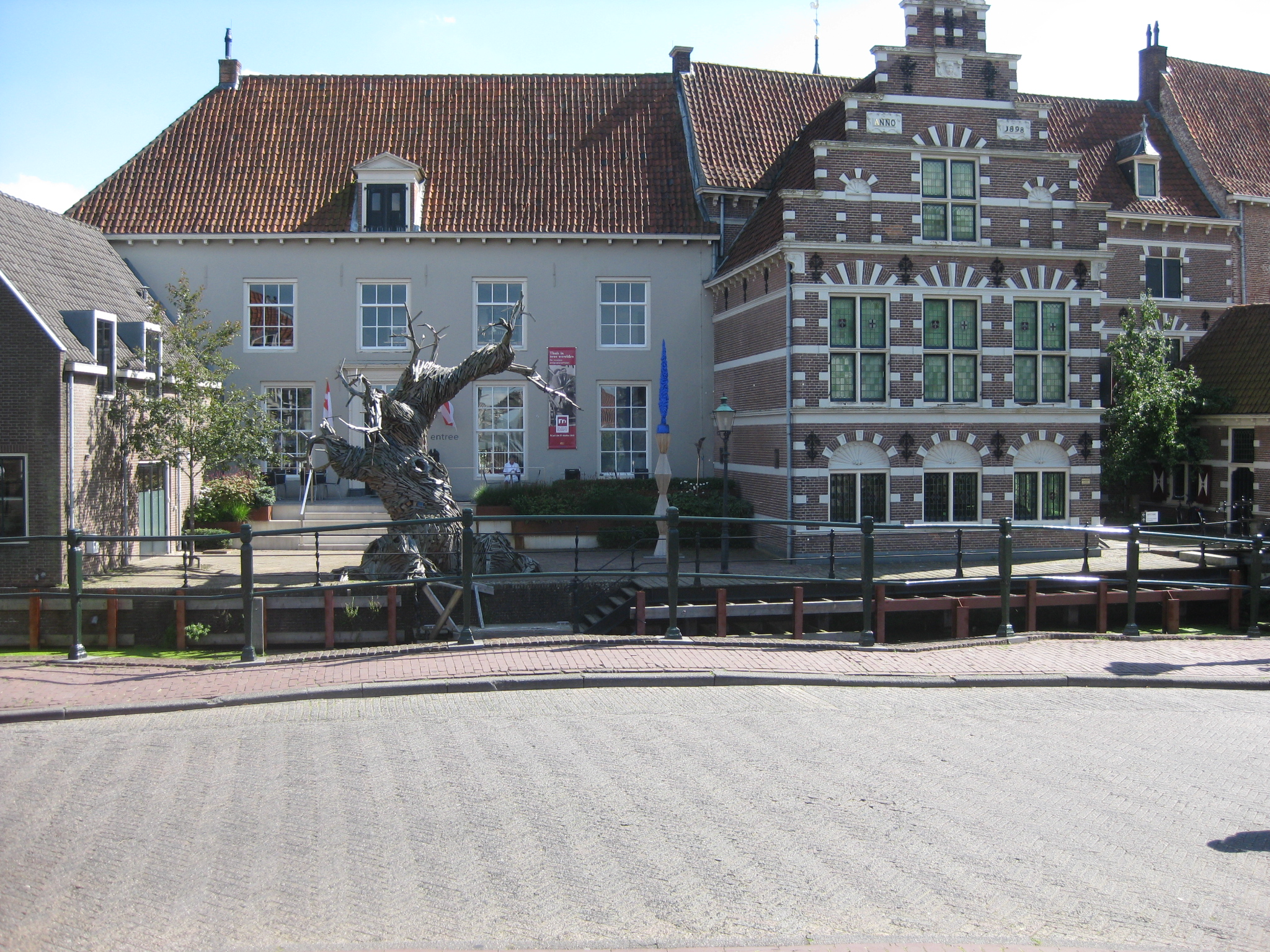 Amersfoort et le musée Flehite