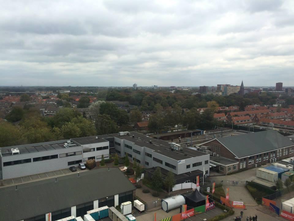 Amersfoort vue sur l'ancien quartier ouvrier du Soesterkwartier