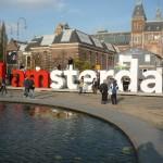I am Amsterdam près du Rijksmuseum