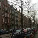 Amsterdam quartier Pijp