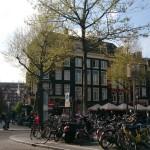 Quartier de l'université d'Amsterdam