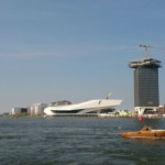 Amsterdam EYE museum et tour Shell