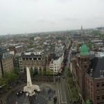 Amsterdam vue sur le Dam