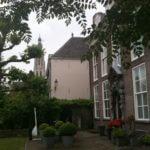 Maison du centre ville avec vue sur la cathédrale de Breda