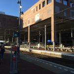 La nouvelle gare de Breda