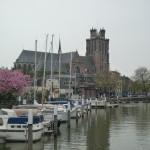 Dordrecht et son église
