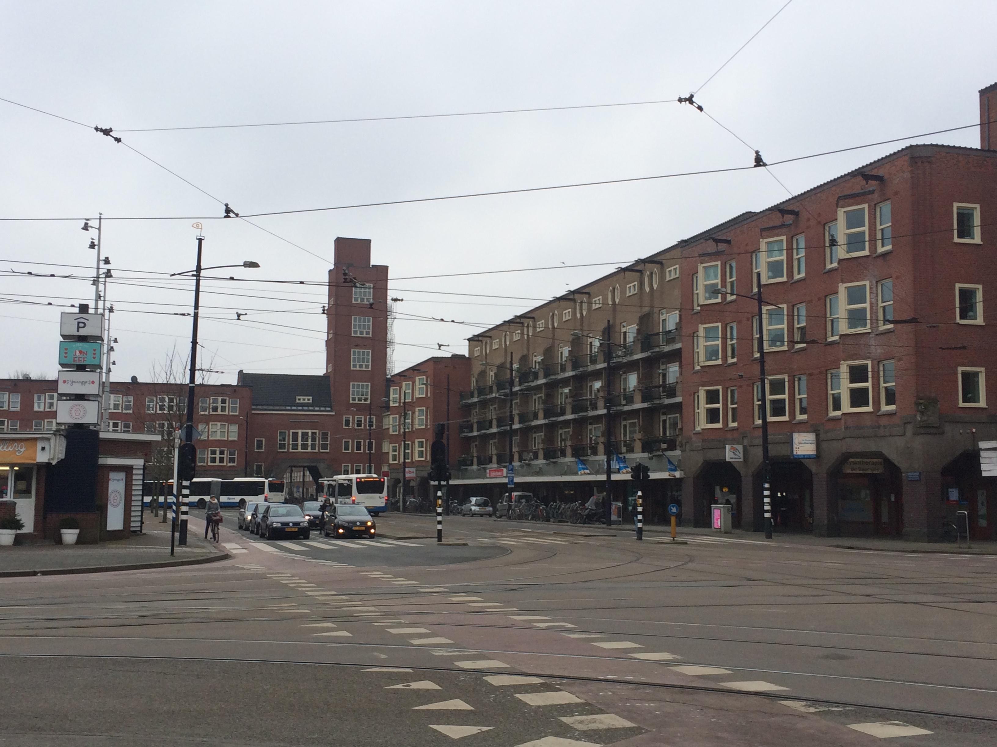 Amsterdam Mercatorplein