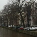 Amsterdam ceinture de canaux