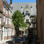 Middelburg rue du centre ville