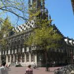 Middelburg et son Hotel de ville