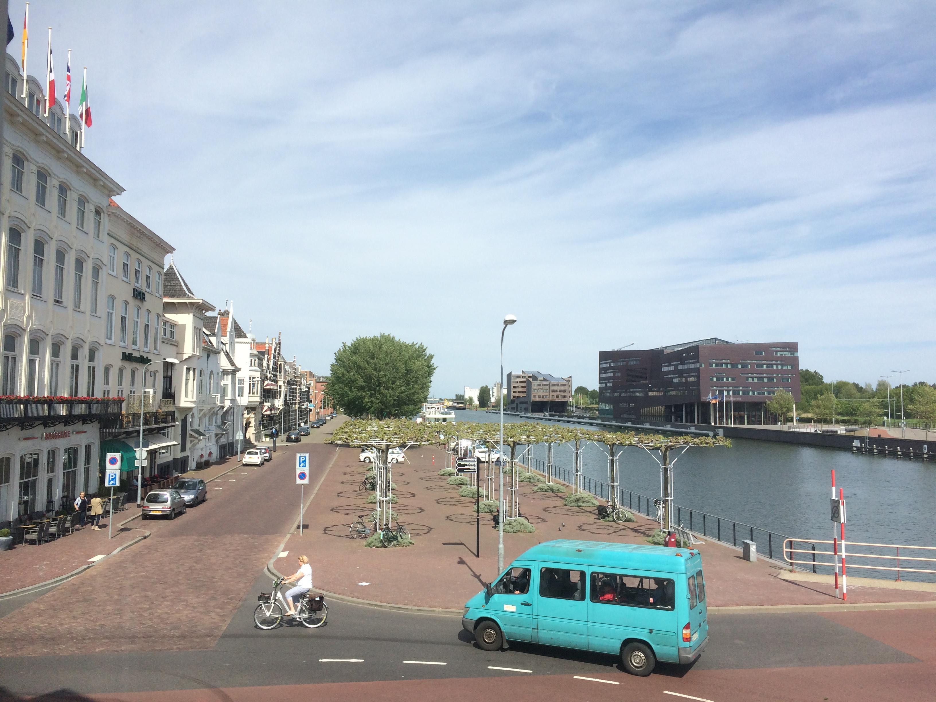 Venir aux Pays-Bas