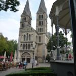 Roermond kiosque près de l'eglise Munster