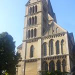 Roermond et l'église Munster