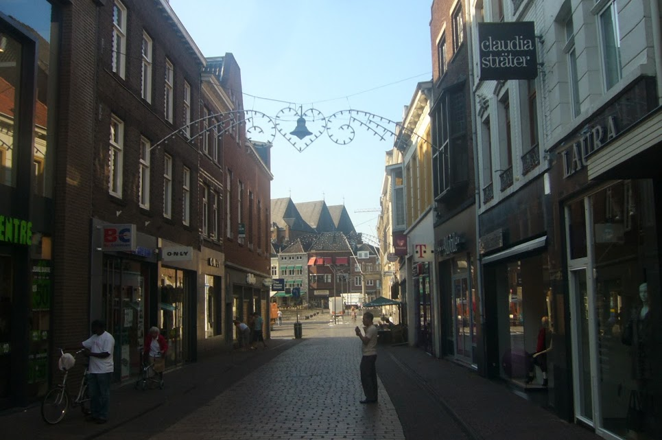 Roermond rue du centre ville