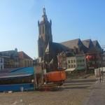 Roermond et la place du marché