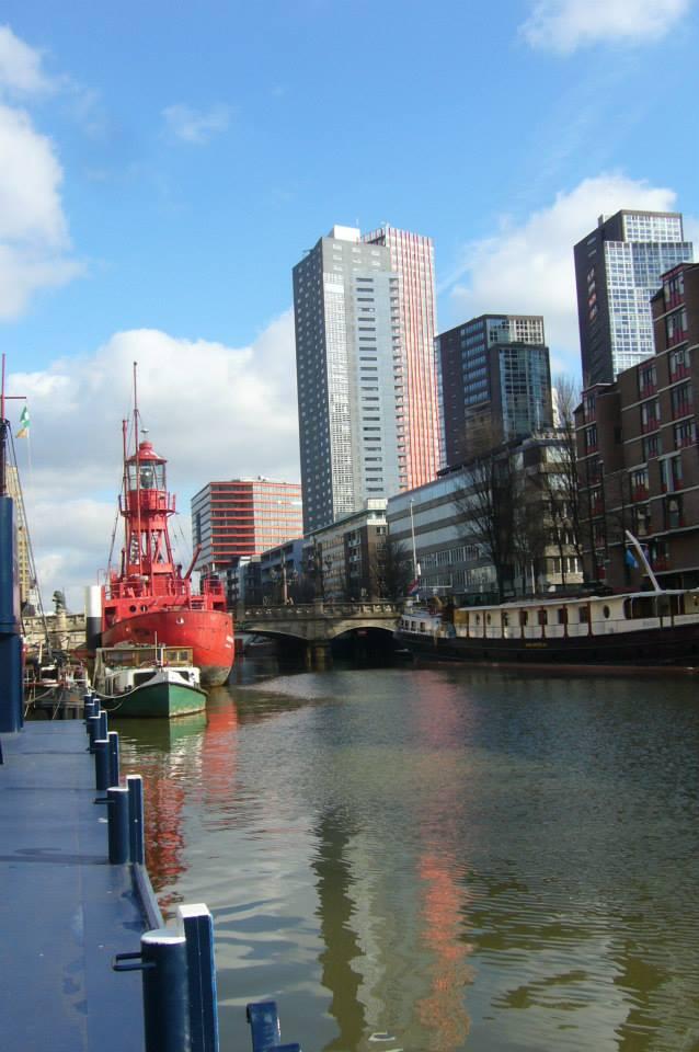 Rotterdam quartier de Haringvliet