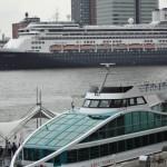 Rotterdam navire de croisière