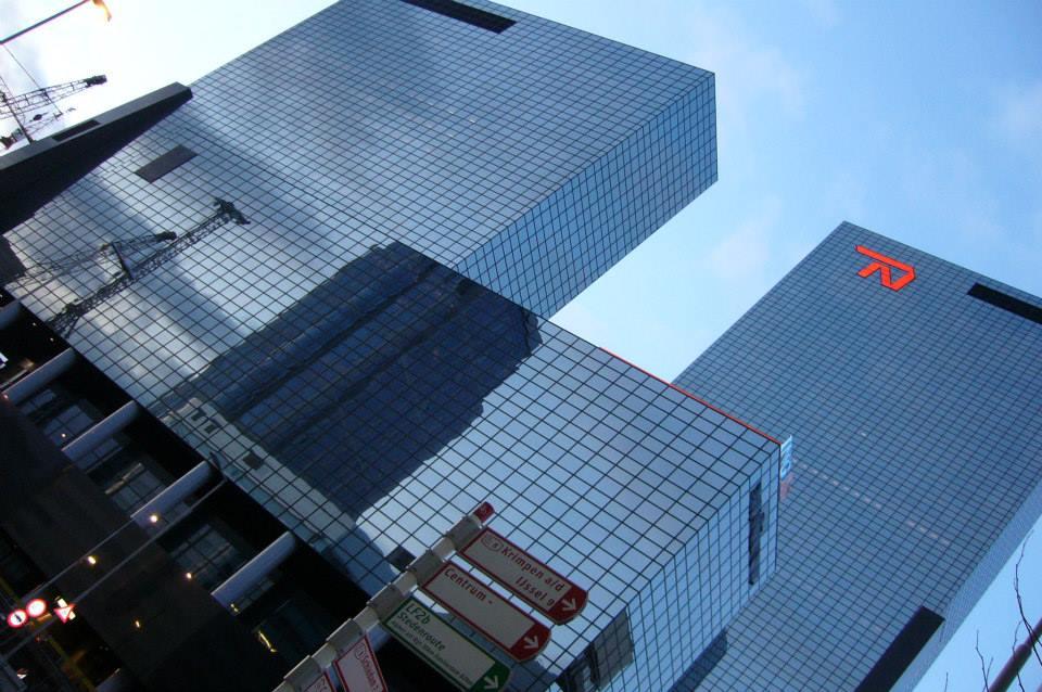 Rotterdam grattes-ciels