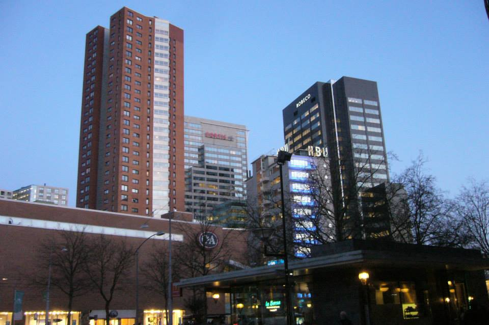 Rotterdam tours modernes