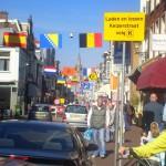 Scheveningen rue commercante