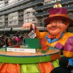 Tilburg défilé du carnaval