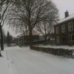 Tilburg sous la neige