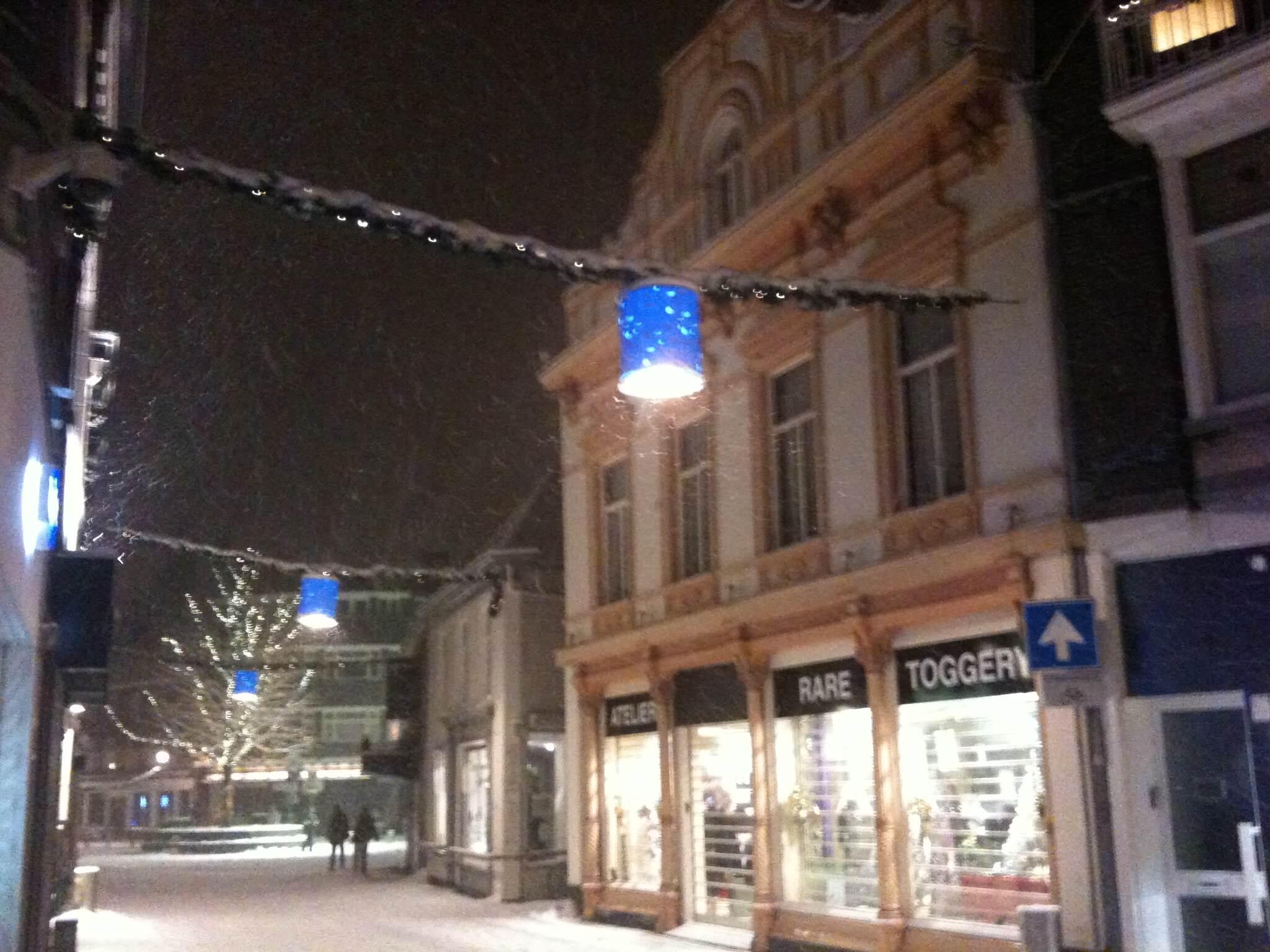 Tilburg centre ville