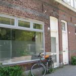 Tilburg ancienne maison d'ouvriers typique