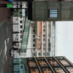 Amsterdam vue sur le ferry