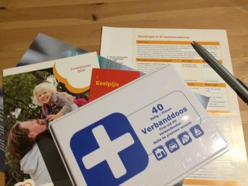 Assurance maladie aux Pays-Bas