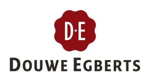 Logo Douwe Egberts entreprise néerlandaise cafés et thés
