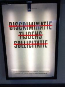 Campagne du gouvernement néerlandais contre les discriminations à l'embauche
