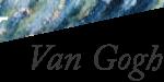 Galerie des peintures de Van Gogh