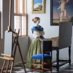 Galerie des peintures de Johannes Vermeer