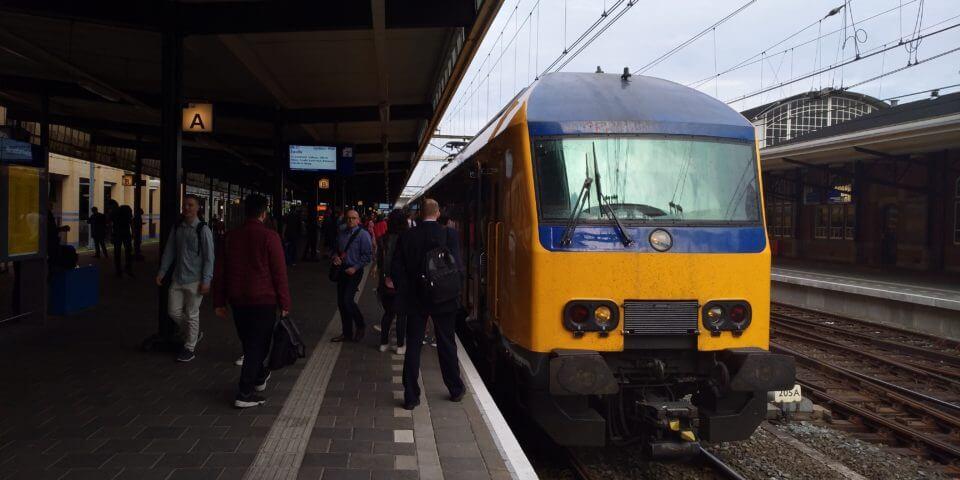 Train de la NS