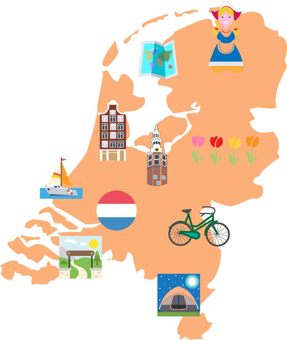Comment préparer votre visite aux Pays-Bas? Nos conseils et bons plans
