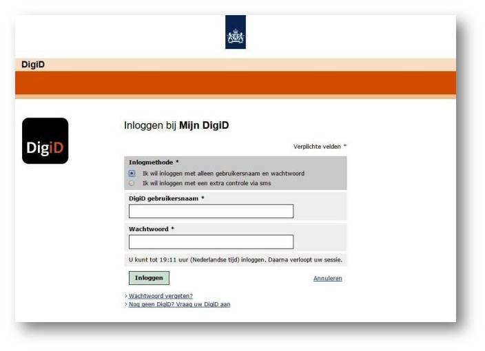 DigiD votre carte d'identité numérique pour vos démarches administratives aux Pays-Bas