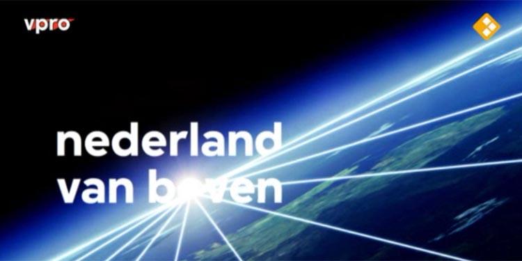 Nederland van boven documentaire sur les Pays-Bas