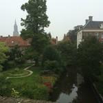 Amersfoort et ses jardins