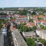Amersfoort vue du centre ville