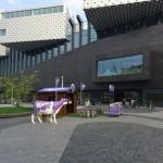 Amersfoort et sa nouvelle bibilothèque municipale