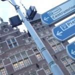 Amsterdam capitale des Pays-Bas