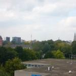 Breda vue sur le centre ville