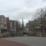 Leeuwarden canaux du centre ville