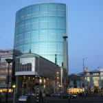 Rotterdam et son quartier d'affaires
