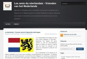 Amis du néerlandais, sites pour les néerlandophiles
