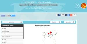 Loecsen site internet pour apprendre le néerlandais