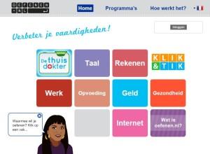 Oefenen.nl site internet pour apprendre le néerlandais